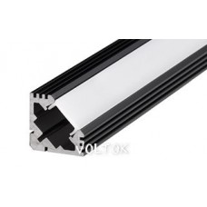 Алюминиевый Профиль PDS45-T-2000 ANOD Black