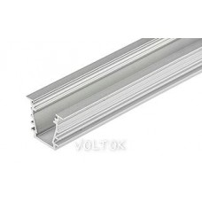 Алюминиевый Профиль TOP-DEEP-F-2000 ANOD (K13,P15)