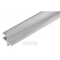 Алюминиевый Профиль TOP-GLASS8-2D-2000