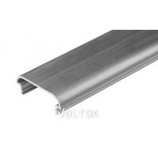 Алюминиевый Профиль-верх TOP-WIDE-H11-C-2000
