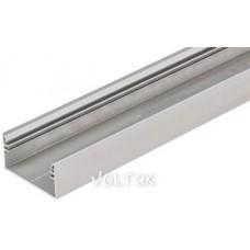 Алюминиевый Профиль TOP-LINIA53-H28-2000 ANOD