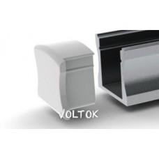 Заглушка PVC-SLIM-H15 глухая
