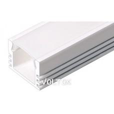 Алюминиевый Профиль PDS-S-2000 ANOD White