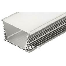 Алюминиевый Профиль KLUS-POWER-RW70F-2000 ANOD