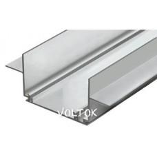 Алюминиевый Профиль-держатель TEK-POWER-RW70F-GH13-2000