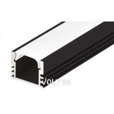 Алюминиевый Профиль PDS-S-2000 ANOD Black