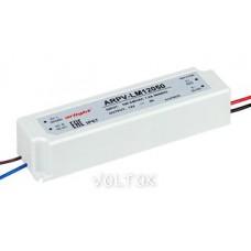 Блок питания ARPV-LM12050 (12V, 4A, 48W)