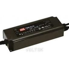 Блок питания PWM-90-12 (12V, 7.5A, 90W, 0-10V, PFC)