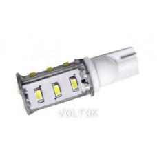 Автолампа ARL-T10-15N1 Warm White (10-30V, 15 LED 3014)