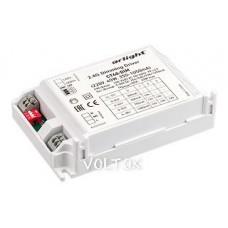 Диммер тока CT40-DIM (220V, 40W, 350-1050mA)