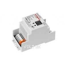 Диммер DALI SR-2303DIN (12-36V, 240-720W, 4 адреса)