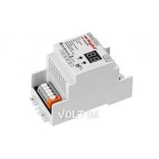 Диммер DALI SR-2302DIN (12-36V, 240-720W, 1 адрес)