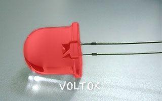 Светодиод ARL-10603URD-2.5 (0.7cd)