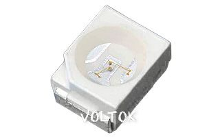 Светодиод ARL-1210PGC-500mcd (3528U51GC)