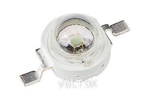Мощный светодиод ES-3W Green