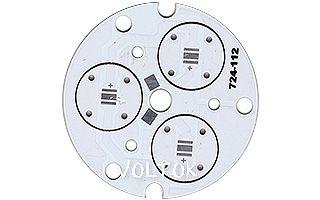 Плата D44-3XP CREE (3S, 724-112)