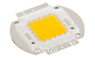 Мощный светодиод ARPL-100W-EPA-5060-WW (3500mA)