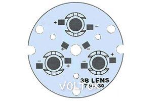Плата D44-3E Emitter (3x LED, 724-130)