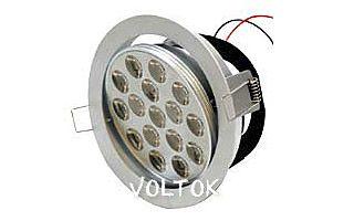 Светильник 12V 16W CL1006 White
