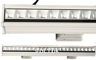 Светодиодный Прожектор WW8002 White 220V (24x1W, 990mm)