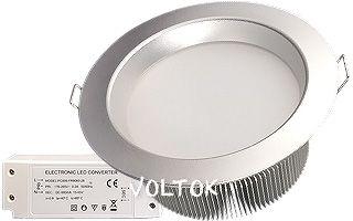 Светильник IM-145 Silver 12x2W Warm White 220V