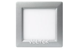 Светильник MS160x160-12W Warm White