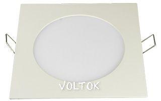 Светильник DL180х180A-11W White