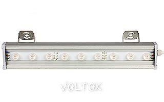 Светодиодный Прожектор SL80-500-9AR-45deg RGB (12V, 27W)