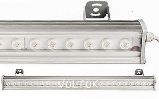 Светодиодный Прожектор SL80-1000-25NF-30deg White (220V, 30W)