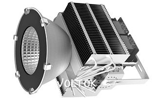 Светодиодный прожектор AHB-400W-60BI White