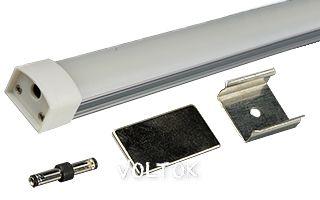 Светильник BAR-3528D-100-NB 12V Warm White