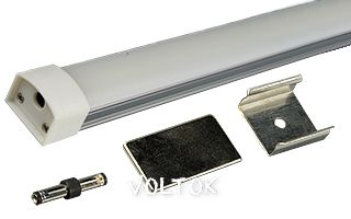 Светильник BAR-3528D-60-NB 12V Day White