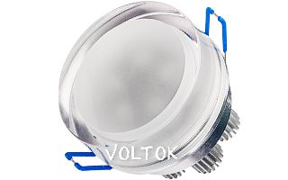 Светильник XDA-R90 RGB-Warm (5x8W, 24V)