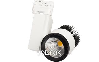Светодиодный светильник LGD-537WH-40W-4TR Day White