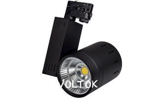 Светодиодный светильник LGD-520BK-30W-4TR White