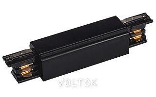 Коннектор черный LGD-L3-4TR-BK-LONG