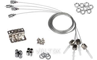Набор JX4 для панелей IM-300, 600