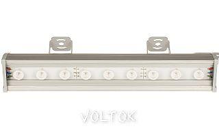 Светодиодный Прожектор SL80-500-9AR-30deg RGB-DMX (220V, 27W)
