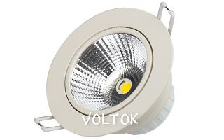 Светодиодный светильник CL-110CB-9W Day White