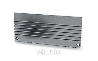 Заглушка для ALU-POWER-W80 глухая
