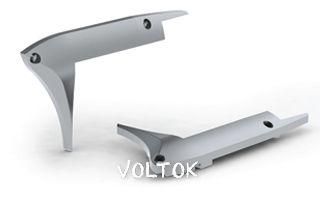 Заглушка левая PVC-STAIR-DK-L