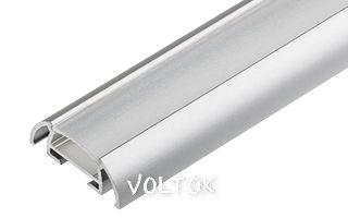 Алюминиевый Профиль TS-A-2000 (CT) ANOD