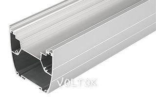 Профиль SL80-1000 Анод