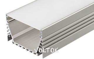 Алюминиевый Профиль KLUS-POWER-W70-2000 ANOD