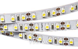 Лента RT 2-5000 12V Warm 2x (3528, 600 LED, LUX)