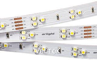Лента RT 2-5000 24V White-TRIX 2x(3528,450 LED,LUX