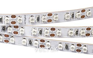 Лента RT 2-5000 12V Orange 2X (3528, 600 LED, LUX)