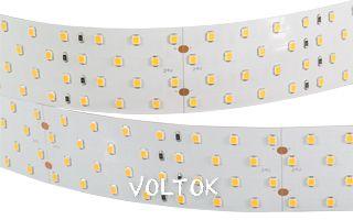 Лента RT 2-2500 24V Warm 4x2 (2835,700 LED, LUX)