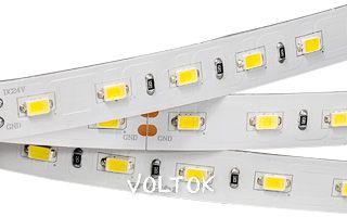 Лента RT 2-5000 24V Day 2хH (5630, 300 LED, LUX)