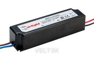 Блок питания ARPV-LV12050 (12V, 4A, 50W)
